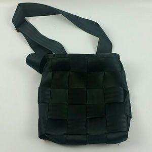 Harvey seat belt purse